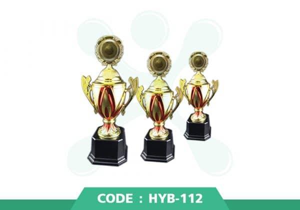 HYB 112 ปก - รับผลิตเหรียญรางวัล โล่รางวัล ถ้วยรางวัล
