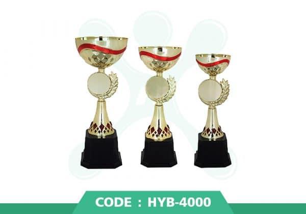 HYB 4000 ปก - รับผลิตเหรียญรางวัล โล่รางวัล ถ้วยรางวัล