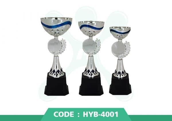 HYB 4001 ปก - รับผลิตเหรียญรางวัล โล่รางวัล ถ้วยรางวัล