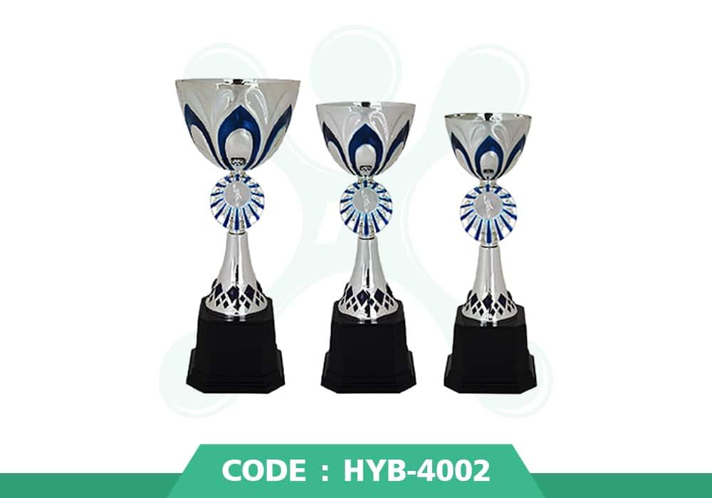 HYB 4002 ปก - รับผลิตเหรียญรางวัล โล่รางวัล ถ้วยรางวัล