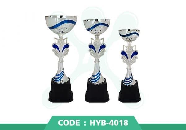 HYB 4018 ปก - รับผลิตเหรียญรางวัล โล่รางวัล ถ้วยรางวัล
