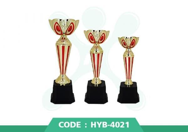 HYB 4021 ปก - รับผลิตเหรียญรางวัล โล่รางวัล ถ้วยรางวัล