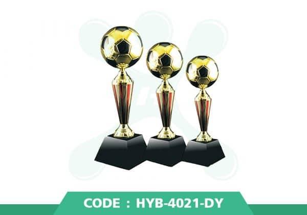HYB 4021 DY ปก - รับผลิตเหรียญรางวัล โล่รางวัล ถ้วยรางวัล