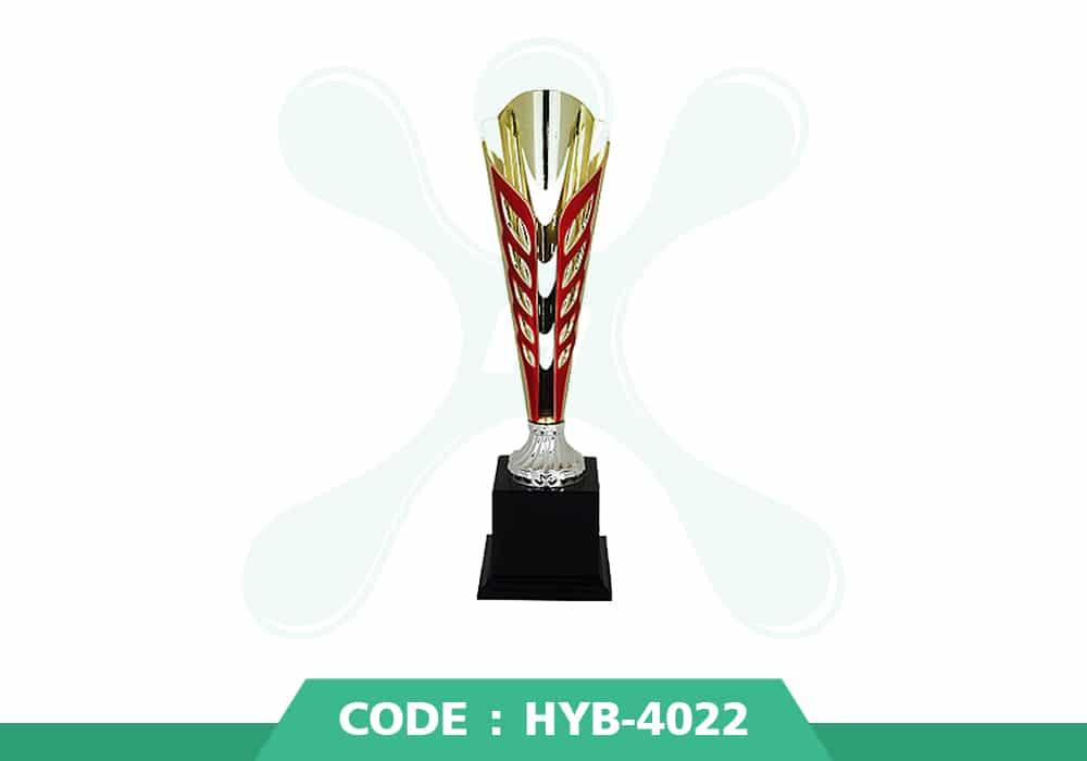 HYB 4022 ปก - รับผลิตเหรียญรางวัล โล่รางวัล ถ้วยรางวัล