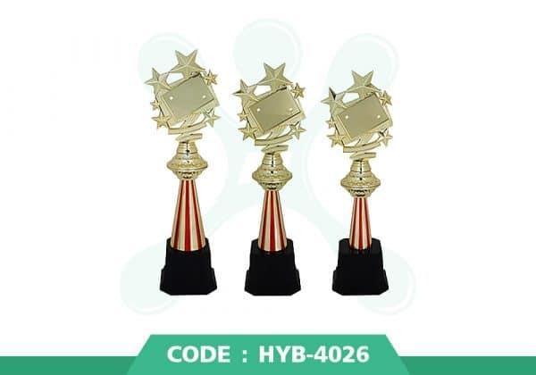 HYB 4026 ปก - รับผลิตเหรียญรางวัล โล่รางวัล ถ้วยรางวัล