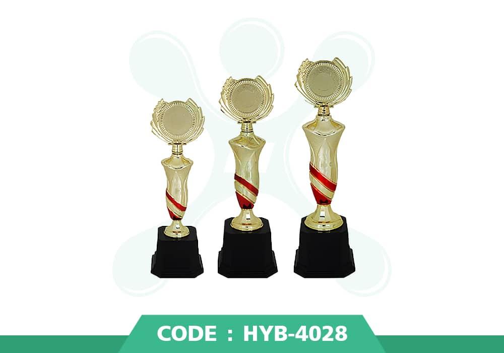 HYB 4028 ปก - รับผลิตเหรียญรางวัล โล่รางวัล ถ้วยรางวัล