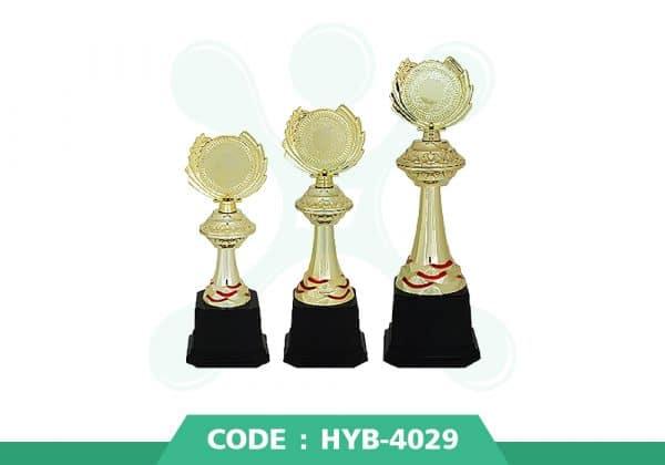 HYB 4029 ปก - รับผลิตเหรียญรางวัล โล่รางวัล ถ้วยรางวัล