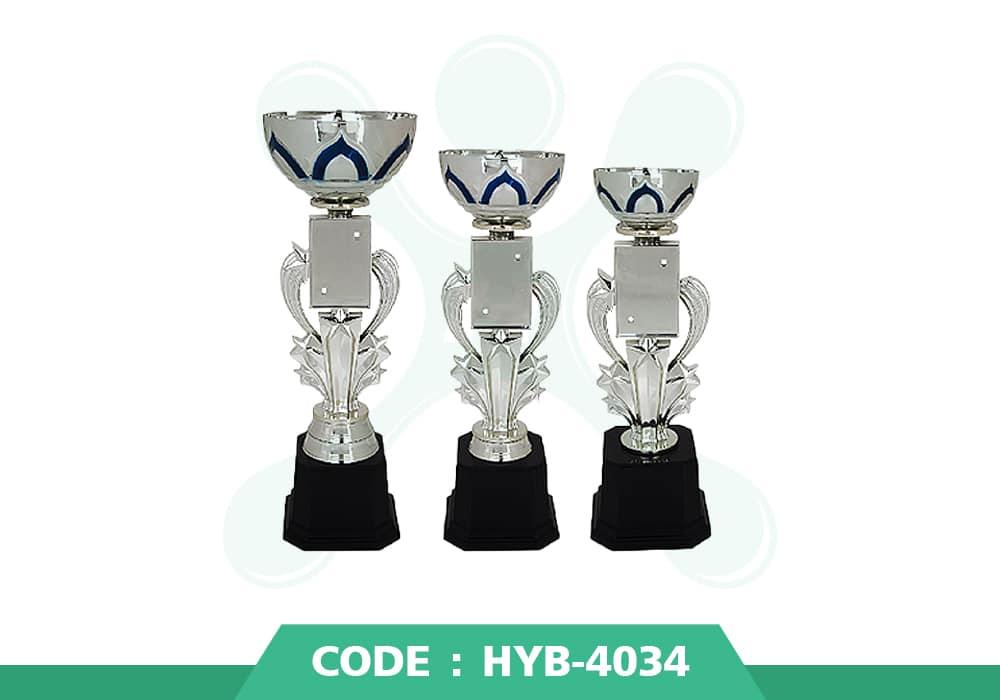 HYB 4034 ปก - รับผลิตเหรียญรางวัล โล่รางวัล ถ้วยรางวัล