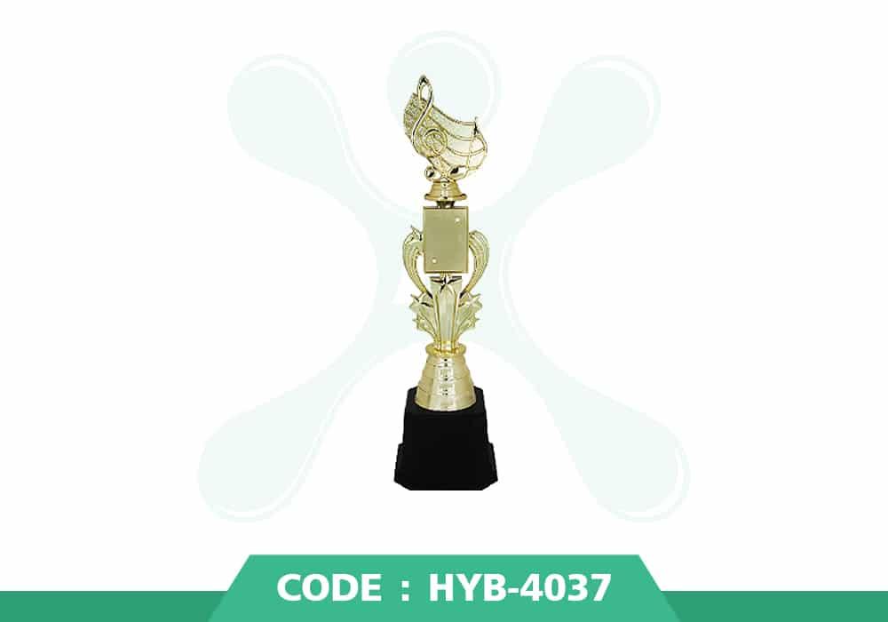 HYB 4037 ปก - รับผลิตเหรียญรางวัล โล่รางวัล ถ้วยรางวัล