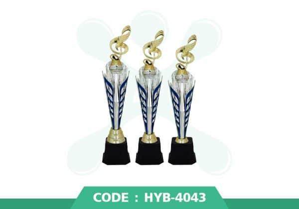 HYB 4043 ปก - รับผลิตเหรียญรางวัล โล่รางวัล ถ้วยรางวัล