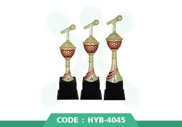 HYB 4045 ปก - รับผลิตเหรียญรางวัล โล่รางวัล ถ้วยรางวัล