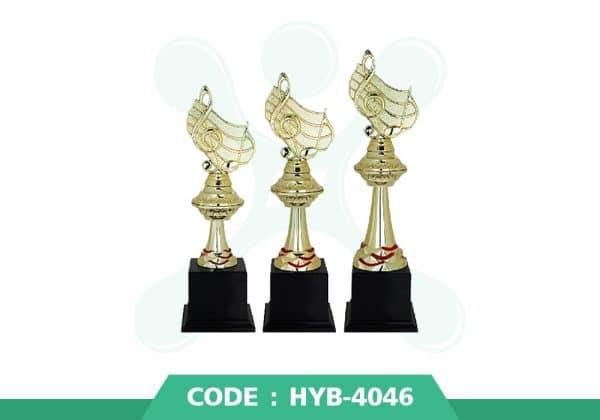 HYB 4046 ปก - รับผลิตเหรียญรางวัล โล่รางวัล ถ้วยรางวัล