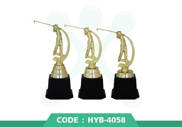 HYB 4058 ปก - รับผลิตเหรียญรางวัล โล่รางวัล ถ้วยรางวัล