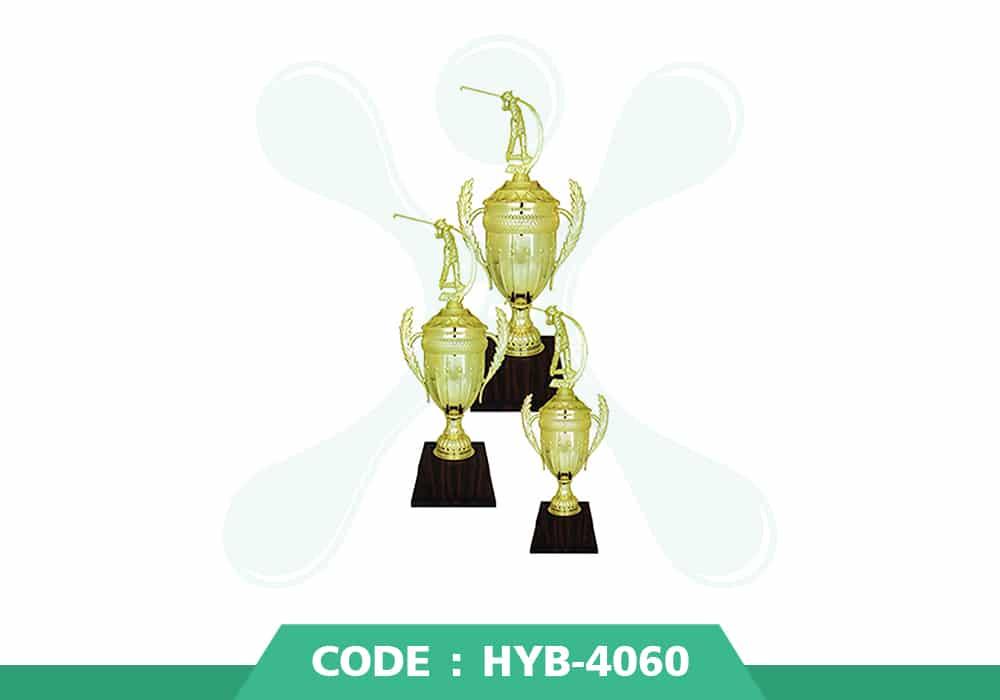 HYB 4060 ปก - รับผลิตเหรียญรางวัล โล่รางวัล ถ้วยรางวัล