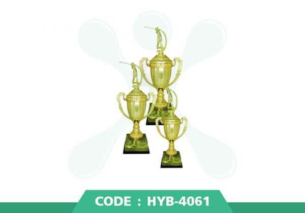 HYB 4061 ปก - รับผลิตเหรียญรางวัล โล่รางวัล ถ้วยรางวัล