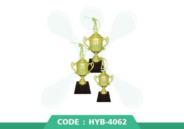 HYB 4062 ปก - รับผลิตเหรียญรางวัล โล่รางวัล ถ้วยรางวัล