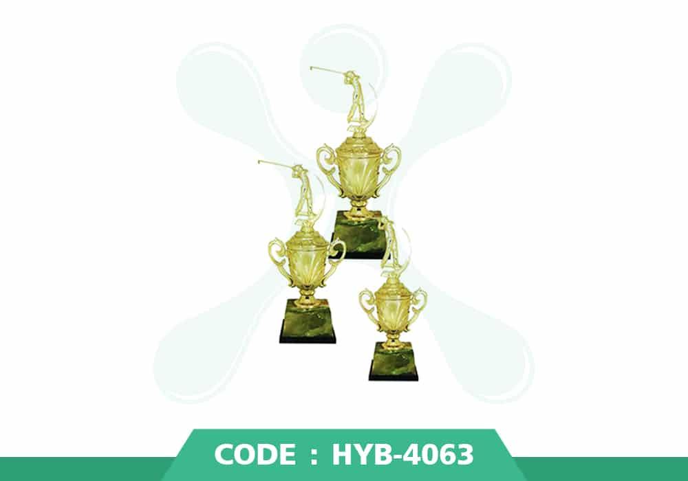 HYB 4063 ปก - รับผลิตเหรียญรางวัล โล่รางวัล ถ้วยรางวัล
