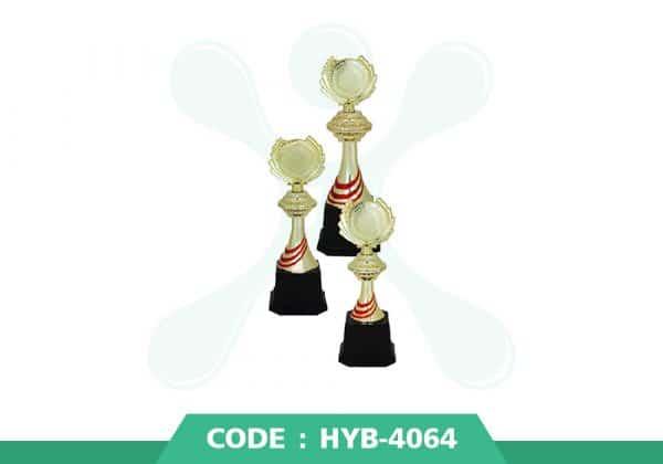 HYB 4064 ปก - รับผลิตเหรียญรางวัล โล่รางวัล ถ้วยรางวัล
