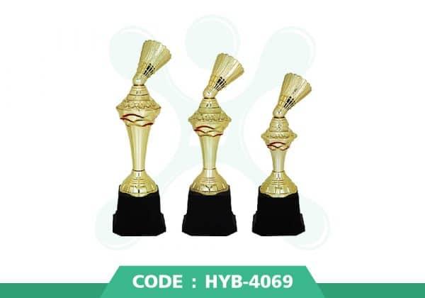 HYB 4069 ปก - รับผลิตเหรียญรางวัล โล่รางวัล ถ้วยรางวัล