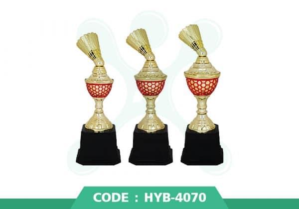 HYB 4070 ปก - รับผลิตเหรียญรางวัล โล่รางวัล ถ้วยรางวัล