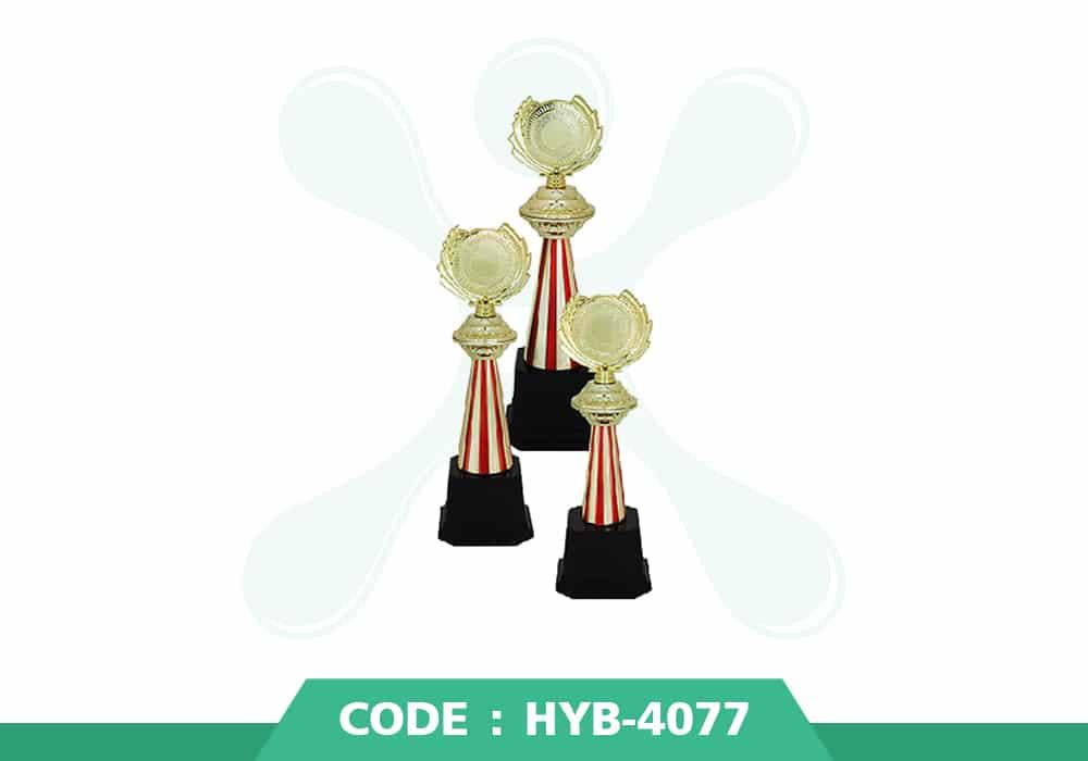 HYB 4077 ปก - รับผลิตเหรียญรางวัล โล่รางวัล ถ้วยรางวัล
