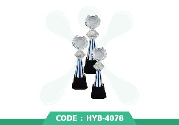 HYB 4078 ปก - รับผลิตเหรียญรางวัล โล่รางวัล ถ้วยรางวัล