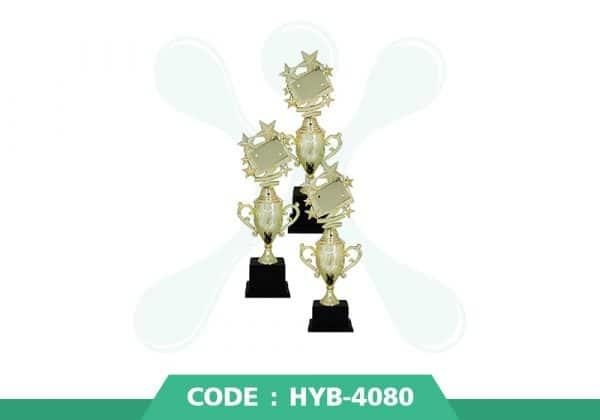 HYB 4080 ปก - รับผลิตเหรียญรางวัล โล่รางวัล ถ้วยรางวัล