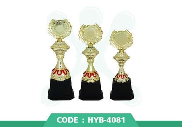 HYB 4081 ปก - รับผลิตเหรียญรางวัล โล่รางวัล ถ้วยรางวัล