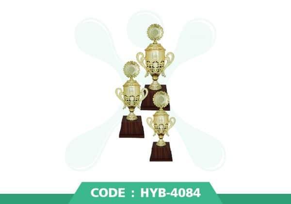 HYB 4084 ปก - รับผลิตเหรียญรางวัล โล่รางวัล ถ้วยรางวัล