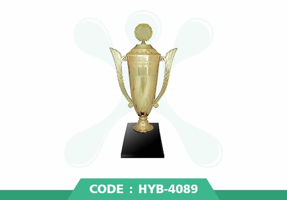 HYB 4089 ปก - รับผลิตเหรียญรางวัล โล่รางวัล ถ้วยรางวัล