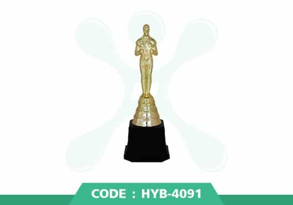 HYB 4091 ปก - รับผลิตเหรียญรางวัล โล่รางวัล ถ้วยรางวัล