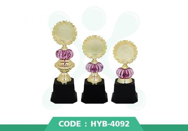 HYB 4092 ปก - รับผลิตเหรียญรางวัล โล่รางวัล ถ้วยรางวัล