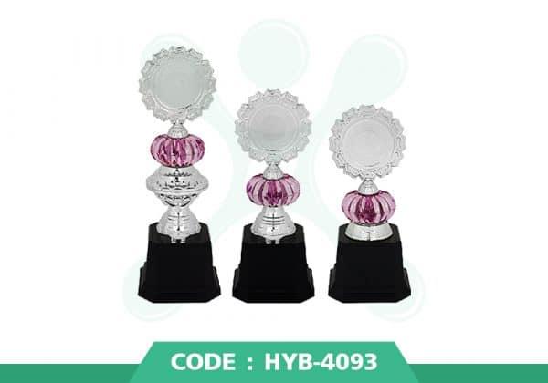 HYB 4093 ปก - รับผลิตเหรียญรางวัล โล่รางวัล ถ้วยรางวัล