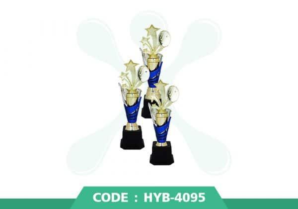 HYB 4095 ปก - รับผลิตเหรียญรางวัล โล่รางวัล ถ้วยรางวัล