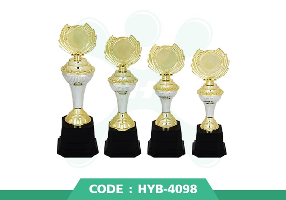 HYB 4098 ปก - รับผลิตเหรียญรางวัล โล่รางวัล ถ้วยรางวัล