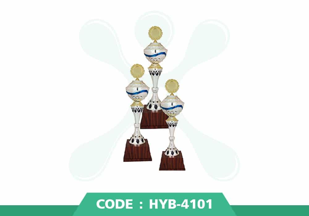 HYB 4101 ปก - รับผลิตเหรียญรางวัล โล่รางวัล ถ้วยรางวัล