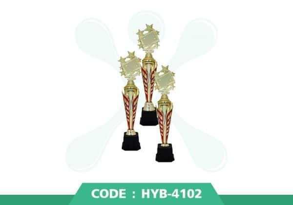 HYB 4102 ปก - รับผลิตเหรียญรางวัล โล่รางวัล ถ้วยรางวัล