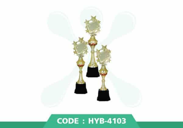 HYB 4103 ปก - รับผลิตเหรียญรางวัล โล่รางวัล ถ้วยรางวัล