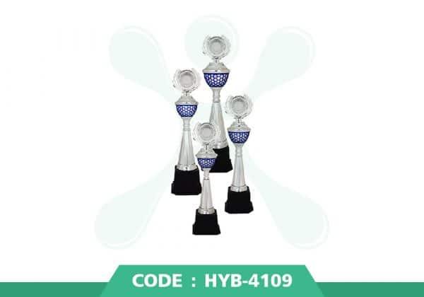 HYB 4109 ปก - รับผลิตเหรียญรางวัล โล่รางวัล ถ้วยรางวัล