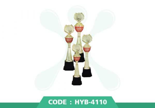 HYB 4110 ปก - รับผลิตเหรียญรางวัล โล่รางวัล ถ้วยรางวัล