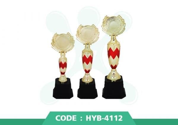 HYB 4112 ปก - รับผลิตเหรียญรางวัล โล่รางวัล ถ้วยรางวัล