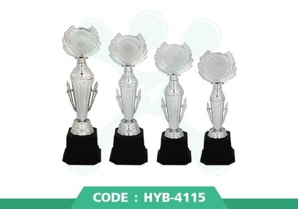 HYB 4115 ปก - รับผลิตเหรียญรางวัล โล่รางวัล ถ้วยรางวัล