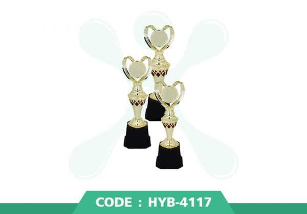 HYB 4117 ปก - รับผลิตเหรียญรางวัล โล่รางวัล ถ้วยรางวัล