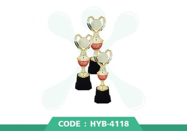 HYB 4118 ปก - รับผลิตเหรียญรางวัล โล่รางวัล ถ้วยรางวัล