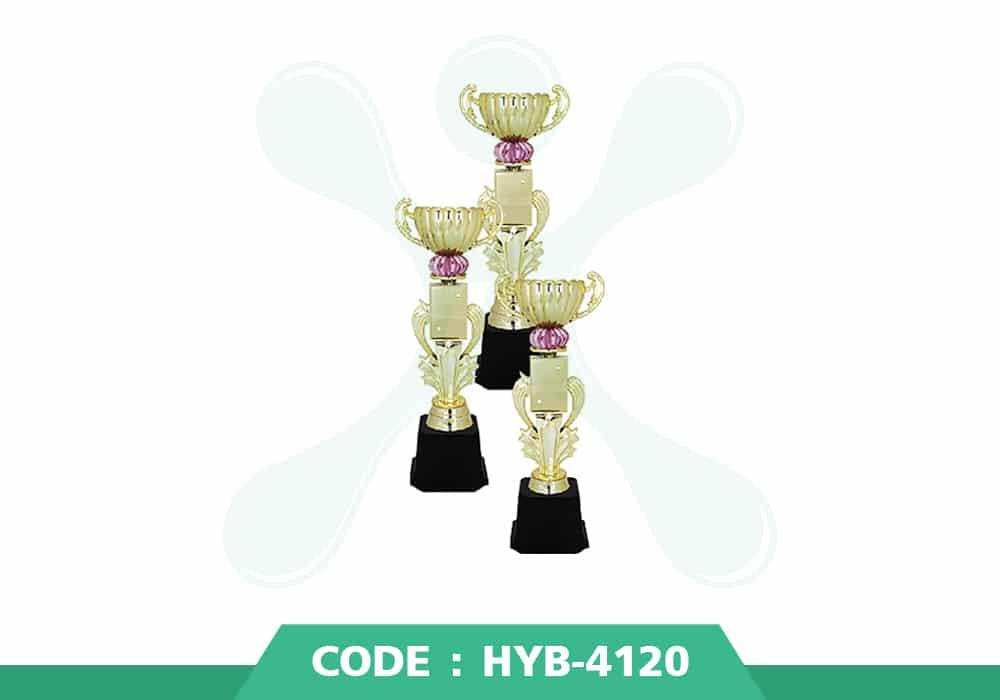 HYB 4120 ปก - รับผลิตเหรียญรางวัล โล่รางวัล ถ้วยรางวัล