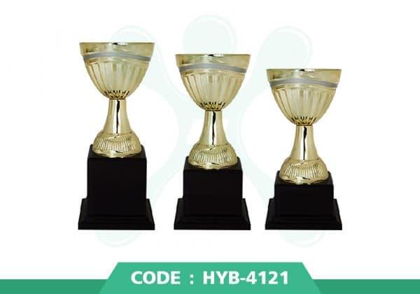 HYB 4121 ปก - รับผลิตเหรียญรางวัล โล่รางวัล ถ้วยรางวัล