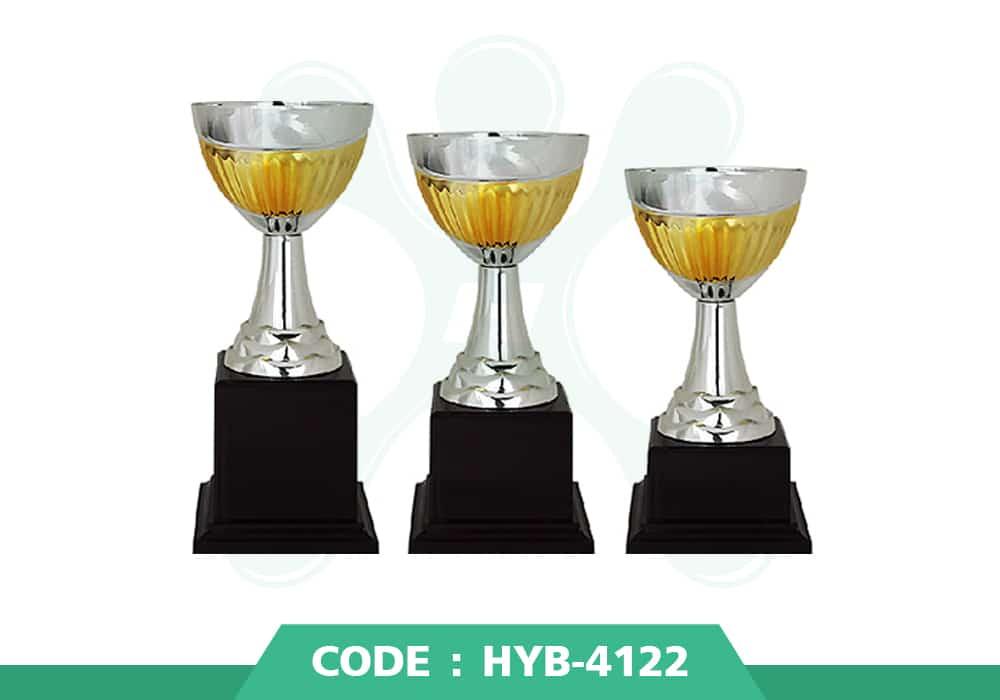 HYB 4122 ปก - รับผลิตเหรียญรางวัล โล่รางวัล ถ้วยรางวัล