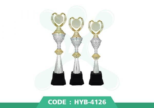 HYB 4126 ปก - รับผลิตเหรียญรางวัล โล่รางวัล ถ้วยรางวัล