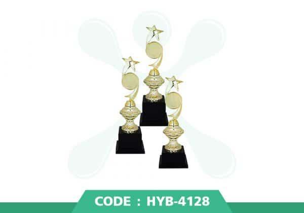 HYB 4128 ปก - รับผลิตเหรียญรางวัล โล่รางวัล ถ้วยรางวัล