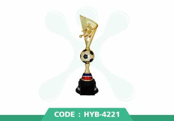 HYB 4221 ปก - รับผลิตเหรียญรางวัล โล่รางวัล ถ้วยรางวัล